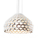 60W Acrylic Contemporary Designed Pendant Light in Nest Feature