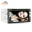 6.2 polegadas 2Din carro DVD Player com GPS, TV, jogos, Bluetooth, Rdio
