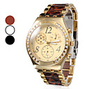 Men's Alloy Analog Quartz Wrist Watch (Assorted Colors)