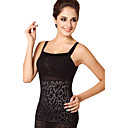 Chinlon with Leopard Printing Bustier Daily Wear Shapewear