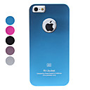 Ultrathin Metal Hard Case with Frosted Surface for iPhone 5 (Assorted Colors)