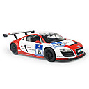 01:14 Audi R8 R / C carro em estrada (2862-MH00217)