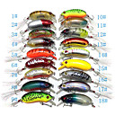 Hard Bait Minnow 60MM 9G Sinking Fishing Lure