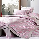 Tidewater Full / Queen 4-Piece Duvet Cover Set