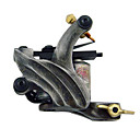 Damascus steel Tattoo Machine Gun of Liner and Shader
