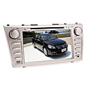 8 Inch Car DVD Player for Toyota Camry/Aurion(2006-2011) with GPS,TV,iPod,Bluetooth