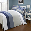 Elegant Stripe 300TC Twin / Queen / King 3-Piece Duvet Cover Set