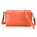 Fashion Leather Casual Shoulder Handbag(More Colors)