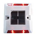0.24W Square Plastic Underground LED Solar Garden Light