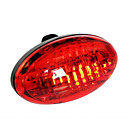 Xingcheng Plastic Egg-shaped Bicycle Tail Light XC-718T