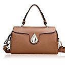 Fashion Leather Casual Shoulder Handbag/Top Handle Bag