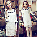 Women's Lace Shift Dress