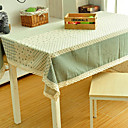 Green Patchwork Style Table Cloth
