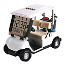 Creative Golf Cart Alarm Clock