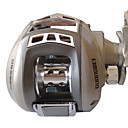 Guangwei - 6 +1 Reel Baitcast BB (mano destra)