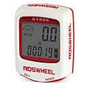 ROSWHEEL LCD Wasserdicht 14 Funktionen Wired Bike Computer 81488