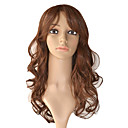 Full Lace 20 Inch Body Wave 100% Indian Remy Human Hair Wigs