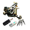 Cast Iron Tattoo Machine Gun for Liner and Shader