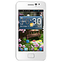 Android 4.0 3G 1G MTK6577 4.0 &quot;capacitieve scherm 8MP Camera WIFI GPS 3G Smartphone