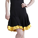 Dancewear Viscose and Spandex Latin Dance Skirt For Ladies More Colors
