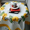 Yellow Flower Table Cloth