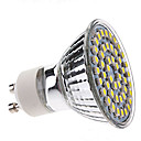GU10 3W 200-300LM 6000-6500K Natrliches Weies Licht LED Glhlampe (230V)