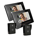 "9""TFT Video Door Phone , with SD card Picture Record,Taking Photo (2 Camera To 2 Monitor)"