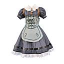 costume cosplay ispirato da Alice Madness Returns alice steamdress