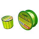 Golden Yellow-Monofilament Fishing Line 600m