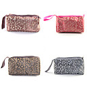 Cute Mini Make up/Cosmetic Bag Colorful Letters(Assorted Colors,16x11x6cm)