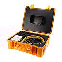 "20M (65ft) rioolbuis waterdichte camera Pipeline Drain Inspection System 7 ""Monitor"