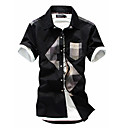 Men's Thin Short Sleeve T-Shirt
