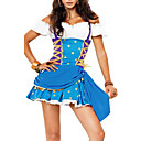 Pirate Sexy Mini Fancy Dress Kostuum van Halloween (3stuks)