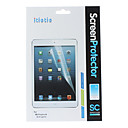 Frosted Screen Protector Kit voor BlackBerry Playbook Anti-glare (Transparant)