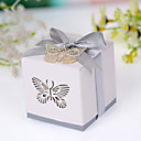 Butterfly Cut-out Favor Box (Set of 12)