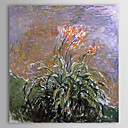 Famous Oil Painting Hamerocallis by Claude Monet