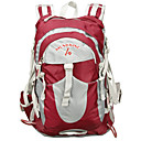 MONKKING Light Gray/Red Mountaineering Bag