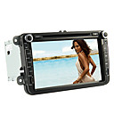 8 Inch Car DVD Player for Volkswagen  (GPS, Canbus, TV, iPod, RDS)