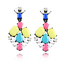 Fashion Drop Earrings More Color Available