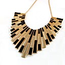 Women's Fashion Double Colormix Special Pattern Necklace