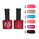 Natural Pure Color Nail UV Color Gel No.139-144 (12ml, 1PCS)