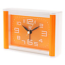 "3.5"" Analog Quartz Desktop Alarm Clock (Random Color, 1xAA)"