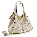 Fashion Princess Style Flower Pattern Hobo