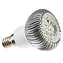 Dimmable E14 3W 270LM 6000-6500K Natural White Light LED Spot Bulb (220V)