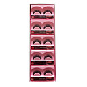 10 Pairs Black Dense False Eyelashes
